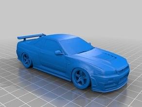 Nissan Skyline GTR Z-Tune