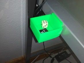 desk/fridge/metal thing addon rack - magnet edition