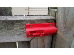 Gate Lock - Round
