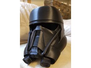 Death Trooper Helmet from Rogue One