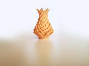 Leaf Vase 4