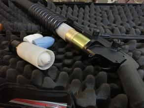 CTL Airsoft Launcher system