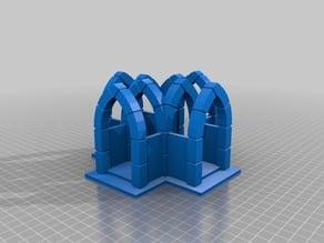 Gothic Arch Shrine