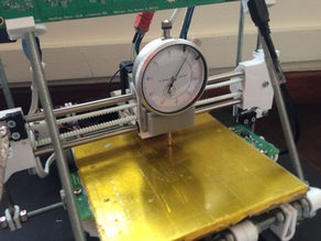 Yet Another Dial Gauge Holder (for Huxley)