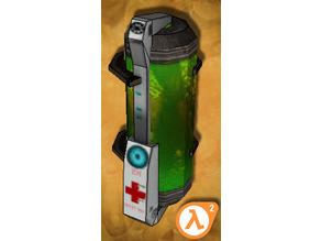 Health from Half Life