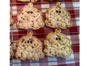 Om Nom Cookie Cutter Set