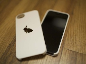 iPhone 5 Bunny Case