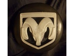 Dodge Wheel Center Cap