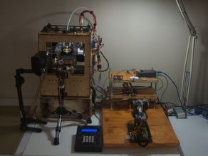 Remote Control Makerbot