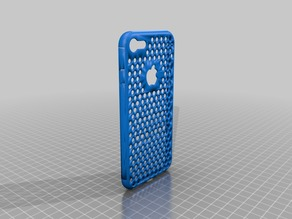 IPhone 7 Case | Delirious Clan Logo and Letters