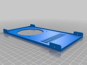 Ender 3 Pro PSU Cover for 80mm