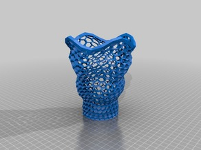 Funky Pencil Holder [f3d-1]