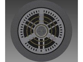 Iron Man Arc Reactor MK1