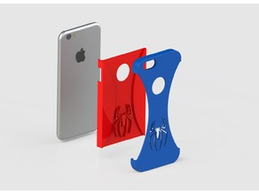 Spiderman iPhone 6 Case (Two-Part)