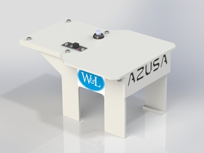 A2USA and W&L CIT SLAM Mount for Iris