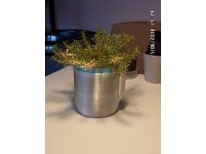 Self-Watering Flowerpot Large Remake