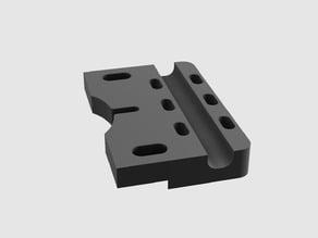 X Carve Dewalt cable holder