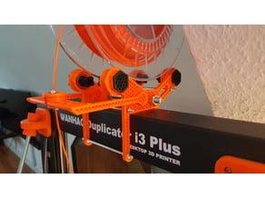 Filament Guide for Wanhao - Duplicator i3 Hex Design