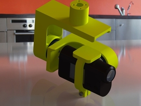 Gimbal for Sony HDR-AS15