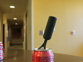 Pop Can Opener | Designed for People with Prosthetics or Severe Arthritis
