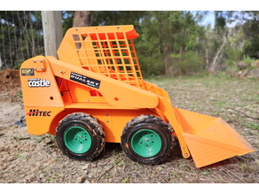RC BOBCAT SKID STEER ULTRA RC