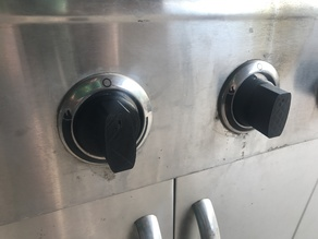 Char Broil Grill replacement knob