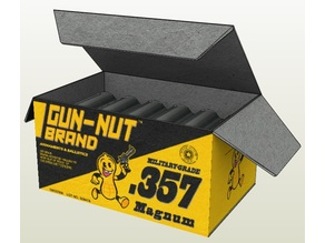 Magnum Ammo Box from Half Life