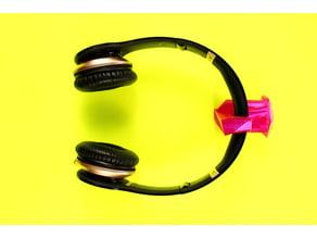 Perchero de audífonos - Earphone hanger