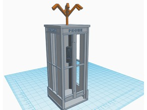 Bill and Ted Phonebooth