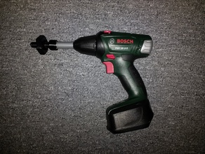 Screw for a toy screwdriver bit