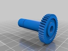 Sunbeam 2486 hand mixer replacement gear