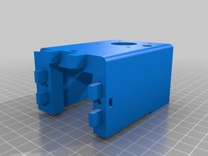 left and right foot Z axis anet A6
