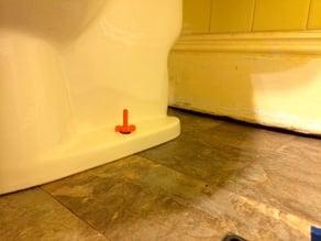 Toilet Bowl Floor Bolt