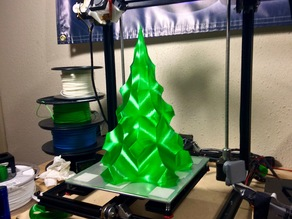 Christmas Tree (now with lamp base)