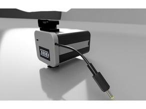 Dummy battery pack for cameras (7.2V)