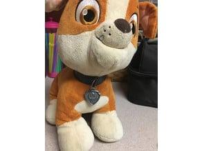 Rubble Badge (Paw Patrol)