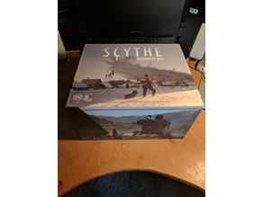 Scythe Legendary Organizer (fits ALL expansions and add on's Including Rise of Fenris)