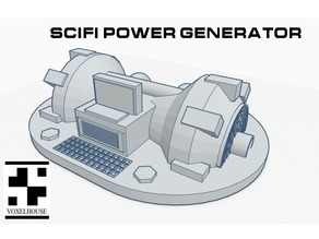28mm Sci-fi Power Generator