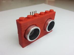 HC-SR04 LEGO
