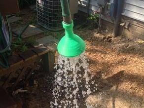 Low Pressure Garden Hose Nozzle