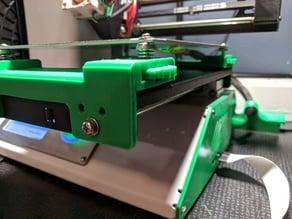 Monoprice Select Mini Thumbwheel Leveling System