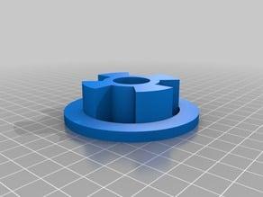 Spool adapter Form Futura and Esun for Sharebot NG