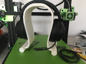 Headphone support