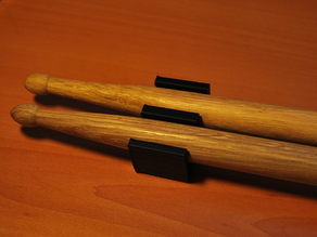 Parametric Drumstick Holder
