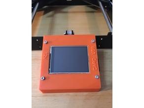 P3steel Parts: LCD box