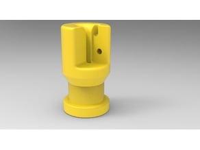 JGAURORA-A5-Filamentsensorholder-BondtechBMG-byDirfeldt