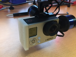 GoPro Cradle for Tarot Gimbal