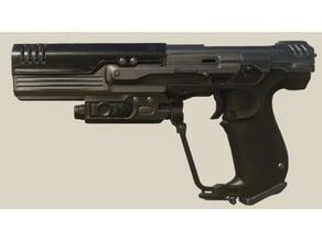 Halo 5 - M6H2T Tactical Magnum