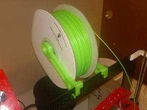 Filament Support for Prusa I3 3mm frame
