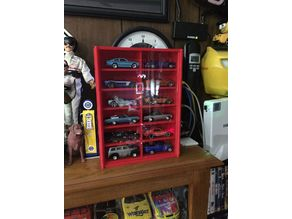 1:64 Scale Diecast car Stackable Display